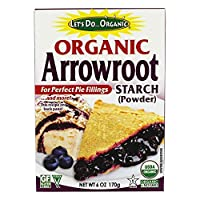 Edward & Sons Edward Sons Let s Do Organic Organic Arrowroot Starch 6 oz 170 g