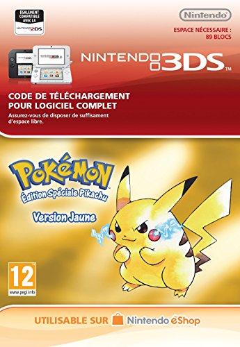 Pokémon Version Jaune [Nintendo ...
