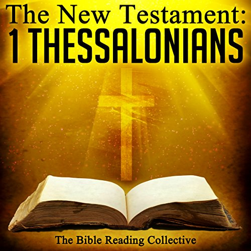 The New Testament: 1 Thessalonians cover art