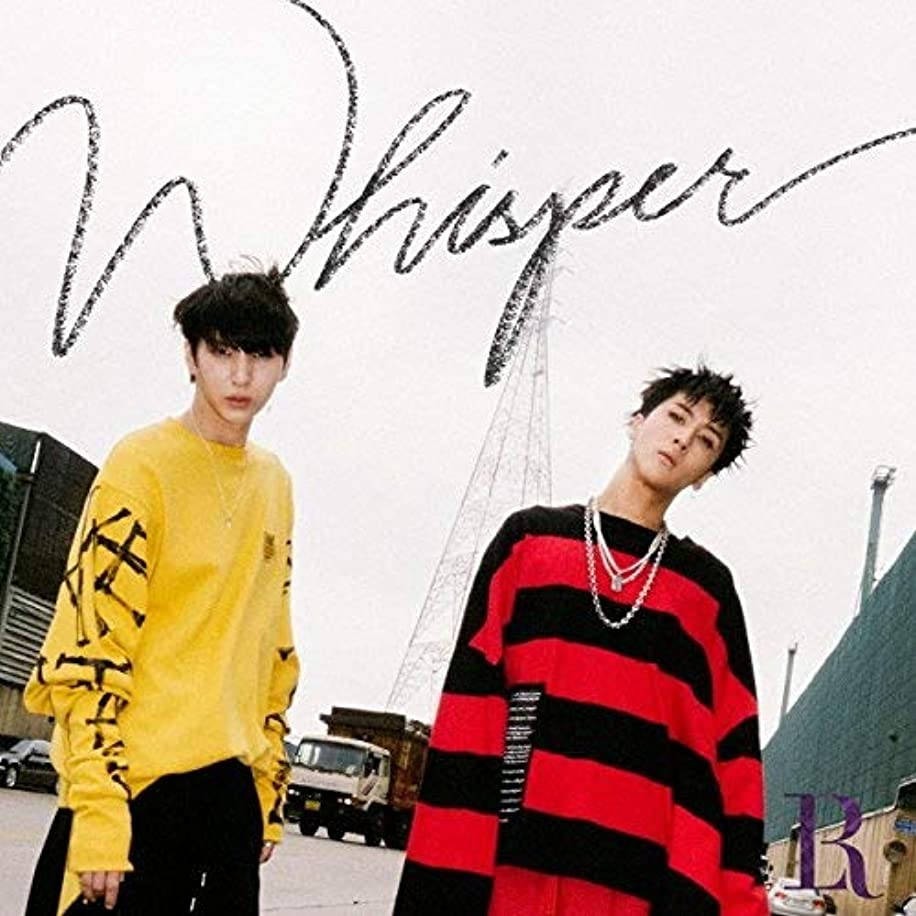VIXX LR - Whisper [KIHNO ver.] SMC+28 Photocards+Signed Postcard+Folded Poster+Free Gift