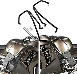 Motorcycle Crash Bars Frame Protector Protection Guard Engine Protective Frame For Kawasaki GTR1400 Concours 2010-2018
