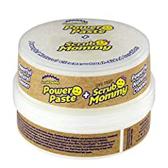 NATURAL CLEANING AGENT – PowerPaste is safe for the environment; biodegradable and non-toxic. POWERFUL – No more harsh chemicals! PowerPaste is effective with water alone. Use it in conjunction with a scrubber to remove surface debris or with a micro...