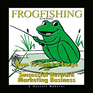Frogfishing cover art