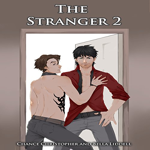 The Stranger 2 audiobook cover art