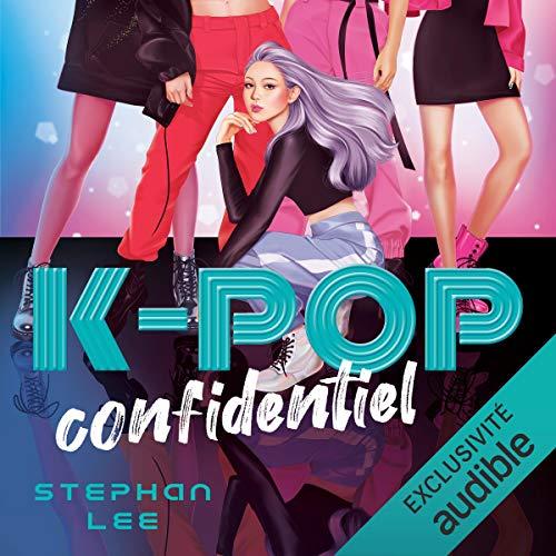 K-pop confidentiel cover art