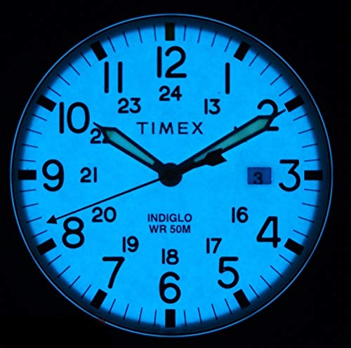 Timex Reloj Cuarzo analógico Caja de TW2R46800