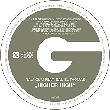 Higher High (feat. Daniel Thomas)