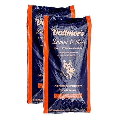 Vollmer\'s Vollmer\'s Lamm und Reis, 1er Pack (1 x 15 kg)