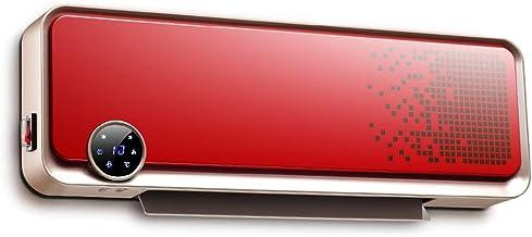 chauffe-eau Montage mural ou à plat Radiateur céramique avec 2 réglages de chaleur / 8 heures Fonction/Variable Timing The...