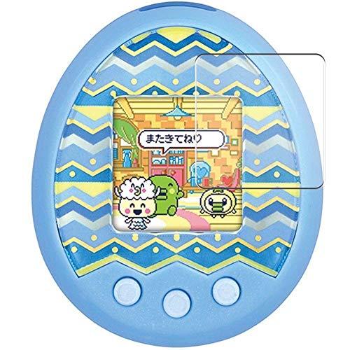 [4 Pack] Synvy Screen Protector, Compatible with BANDAI Tamagotchi m! X (Tamagotchi Mikusu) series TPU Film Protectors [Not Tempered Glass]