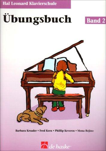 Hal Leonard Klavierschule, Übungsbuch