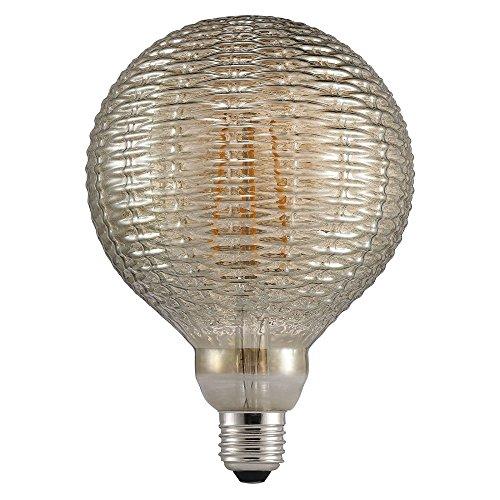 Nordlux E27 LED-lamp AVRA BAMBOO, 2 W, 2200 K, rook EEK: A+