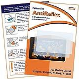 mumbi Schutzfolie kompatibel mit Medion Lifetab X10605 / X10607 / P10602 / P10605 / P10606 Folie matt, Bildschirmschutzfolie (2X)