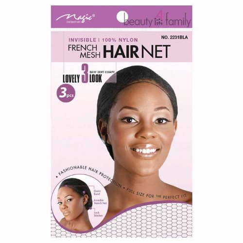 Magic Collection French Mesh Hair Net by Magic Collection