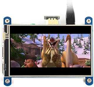 4inch Resistive Touch Screen IPS LCD (Type H) 480x800 HDMI Interface Display No I/Os Required Designed for All Revision of...