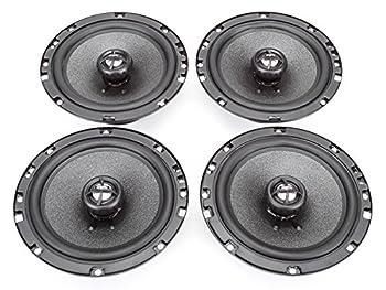 2  Skar Audio RPX65 Sport 6.5-Inch 2-Way Coaxial Speakers -  2  Pairs
