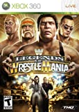 THQ WWE Legends of WrestleMania, Xbox 360, ESP - Juego (Xbox 360, ESP)