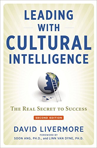 Image of Leading with Cultural Intelligence: The Real Secret to Success