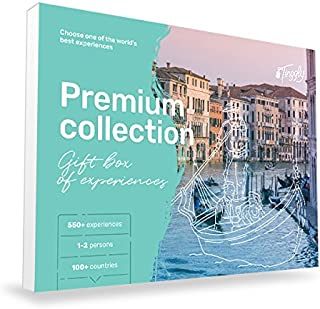 Worldwide Experience Gifts - Premium Tinggly Voucher/Gift Card in a Gift Box