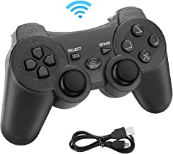 Powcan Mando Inalámbrico PS3, Bluetooth PS3 Gamepad