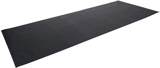 Tunturi Beschermende mat XL (Rower) vloerbeschermingsmat 227 x 90 cm, zwart, 227 x 90 cm