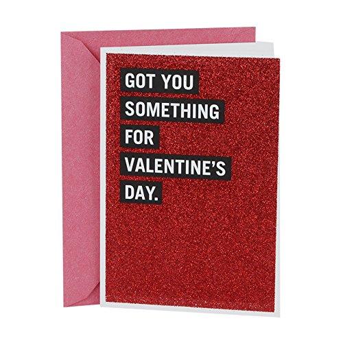 Hallmark Shoebox Tarjeta divertida para el día de San Valentín (sin broma de regalo)