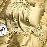 Cubierta de cojín de Seda Cubierta de Calzado Saludable Belleza de la Piel Caja de la Almohada de la Piel para la Belleza Dormir profundo-007_2pcs