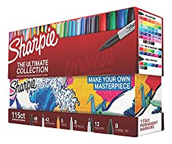 Sharpie Permanent Markers Ultimate Collection to buy