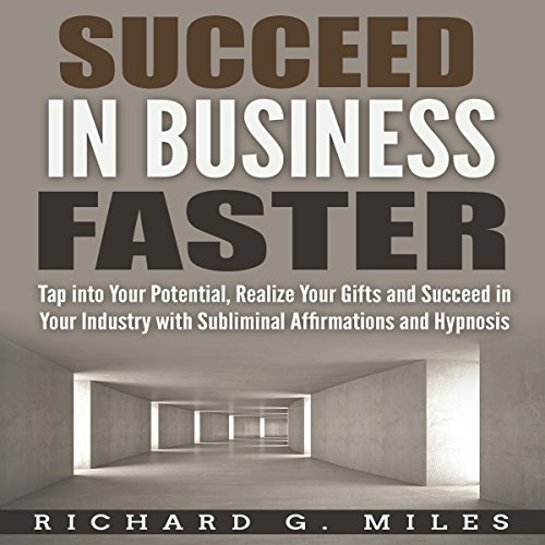 Succeed in Business Faster audiobook cover art