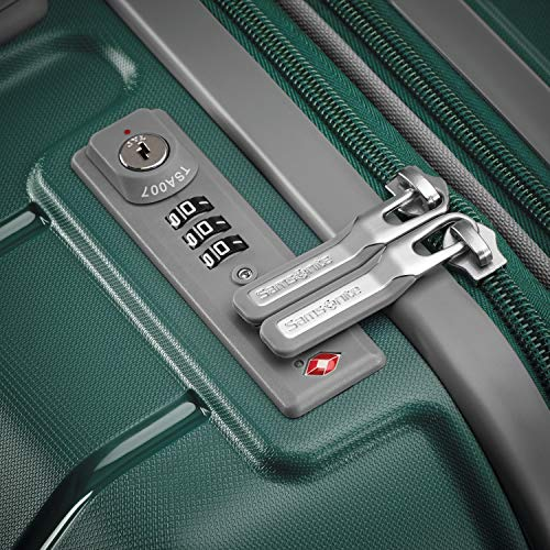 Samsonite Freeform Hardside Expandable with Double Spinner Wheels, Sage Green