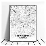 CBYLDDD HD Print Furth Schwerin Hildesheim Ludwigsburg