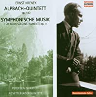 Symphonic Music by E. Krenek (2008-12-15)