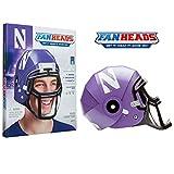 Fanheads- Northwestern Wildcats Helmet