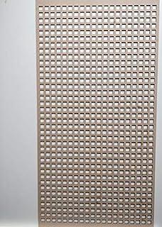 LaserKris - Rejilla para radiador (4 x 2) SQ2