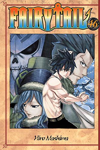 Fairy Tail Vol. 46 (English Edition)