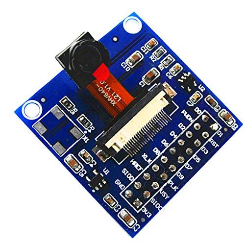 MagiDeal Modulo Fotocamera 2MP OV2640 2 Scheda Per Arduino UNO