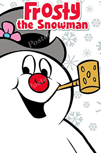 """PremiumPrints - Frosty The Snowman Movie Poster Glossy Finish Made in USA - FIL708 (24"""" x 36"""" (61cm x 91.5cm))"""