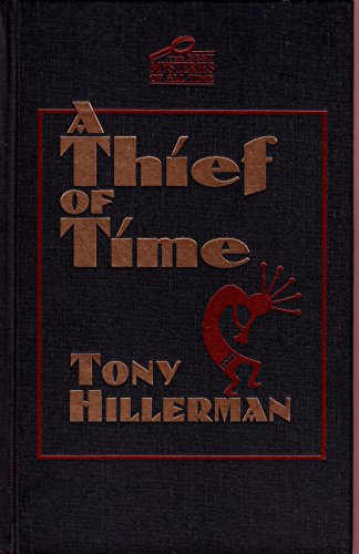 A Thief of Time (The Best Mysteries of All Time)