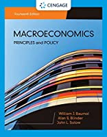 Macroeconomics: Principles & Policy, 14th Edition Front Cover