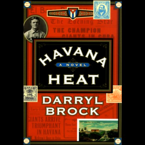 Havana Heat audiobook cover art