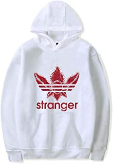 Flyself Mens Womens Stranger Things Season 2 Hoodies Sports Casual Long Sleeve Sweatshirt Jumper for Boys and Girls