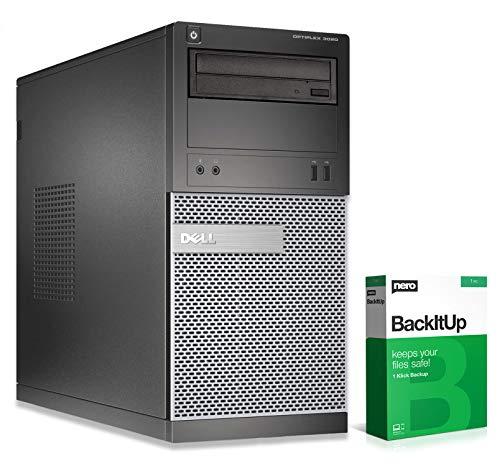Dell OptiPlex 3020 MT - Core i3-4150 @ 3,5 GHz - 4GB RAM - 500GB HDD - DVD-RW - Win10Home (Zertifiziert und Generalüberholt)