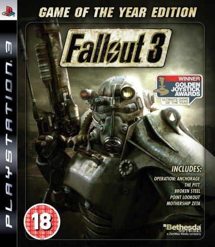 Fallout 3 - Game Of The Year Edition (PS3) [Importación inglesa]