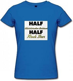 トップス ハーフロックアシスタントハーフロックアシスタント Women T-Shirt レディーズ Tシャツ