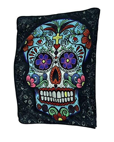 Top 10 sugar skull blanket queen size for 2021
