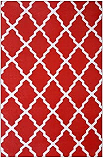 Ambientair Alfombra Exterior 120x180. Rojo