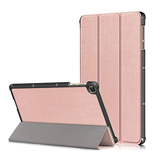 XITODA Hulle Kompatibel mit Huawei MatePad T10 AGR L09 AGR W09 97MatePad T10S AGS3 L09 AGS3 W09 101PU Leder Stand Schutzhulle fur Huawei MatePad T 10 T 10S Case Coverrosegold