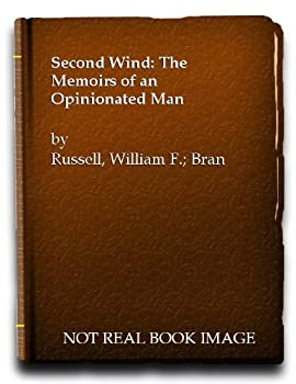 Second Wind 0345288971 Book Cover