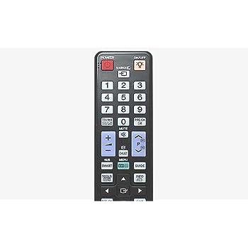 Samsung BN59-01039A - Mando a distancia para TV, negro: Amazon.es ...