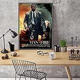 qinminsru Man on Fire Movie Actor Denzel...